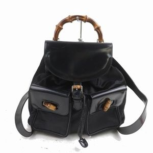 Gucci  Double Pocket Backpack 871852